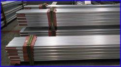 6060 T66 Tubos de extrusão/tubo de alumínio/tubos para Rack Solar