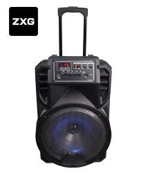 15 Luidspreker van de Prijs van Admark van de Sprekers van het Woofer van de Rol van de Stem van de Equaliser van de Doos van de Spreker van Superbass Bluetooth van het Theater van het Huis van de PA van de duim de Openlucht Audio Audio