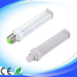 G24 9W Aluminiumgehäuse LED-Glühlampe PL Licht Beleuchtung Fixture (YC-YPL-9)