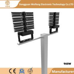 480W 720W 960W 1200W 1500W Prix de gros tunnel IP65 en aluminium de plein air du module de projecteur à LED