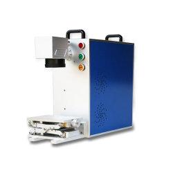 Heißes Laser-Markierungs-Maschinen-Laser-Gerät des Verkaufs-30W aus optischen Fasernfür elektrische Produkte