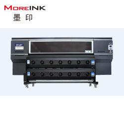 Automatische verkleuring van 4720 koppen van 1,9 m 4 Digitale printer voor papiersubliminering