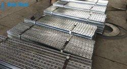 HDG PV solaire toit métallique des supports de montage des supports de montage de panneau solaire