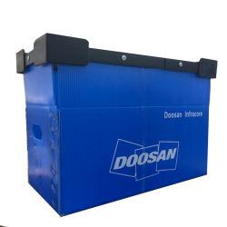 기계 부속, 기계설비 및 공구 물결 모양 플라스틱 운반물 & 쟁반 상자