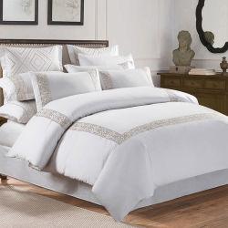 Het nieuwe Katoenen van de Aankomst Linnen van het Bed voor Reeks van het Beddegoed van het Hotel de Textiel