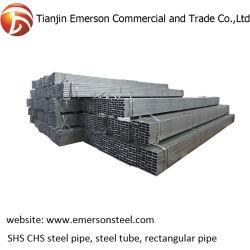 SHS RHS Hot-dim gegalvaniseerd gelast Rectangular / Square Steel Pijp / buis / hollow-sectie