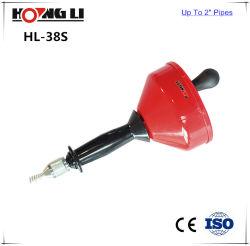 Hongli手の下水管の洗剤の便利なクリーニングのツール(HL-38S)