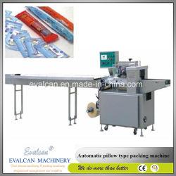Vollautomatische Spiritus-Vorbereitungs-Wischer-Verpackmaschine, packende Maschinerie