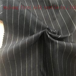 Tessuto della banda del cotone di seta, tessuto tinto della banda del filo di cotone di seta