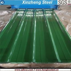 Dernière bobine en acier recouvert de couleur de l'importateur/PPGL PPGI/Feuille de toiture en métal/zinc à des fins commerciales, l'appareil de logement, de l'utilisation de Feuille de toit