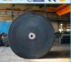 BV certifiés de la paroi latérale en caoutchouc à usage intensif des courroies de transport pour le secteur minier