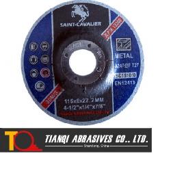 알루미늄 산화물 연마재 그라인딩 및 절단 디스크 휠 제조업체 절삭 디스크