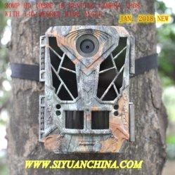 Bestguarder 30MP HD 1080P negro Caza de la cámara de infrarrojos Trail con amplio ángulo de 140 grados de protección IP68 Resistente al agua