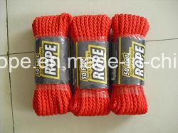 Нейлоновые веревки из твердой пластмассы веревки экранирующая оплетка веревку 8 ветви