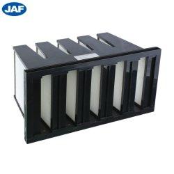 Filtro dell'aria di plastica della V-Banca HEPA del blocco per grafici del prodotto caldo