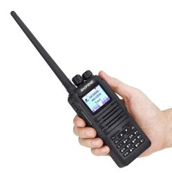 Dmr dmr transceiver radio numérique de la radio mobile VHF UHF transceiver radio portable Socotran DM-1701