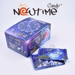 NTPP19005 sabor de la fruta en la caja de caramelos de detonación
