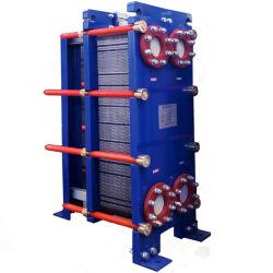 Type de plaque de transfert de chaleur efficace Échangeur de chaleur pour l'industrie chimique