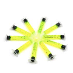 ホットセリング 2.5 ml 冷凍トレーサーオイル高濃度 R134a R410 カー蛍光オートエアコン冷媒