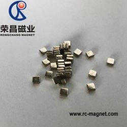 De permanente MiniKubus Gesinterde Magneet NdFeB van de Magneet
