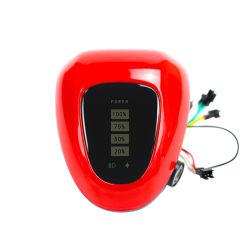 Электрический велосипед индикатор запасные части фары с светодиоды высокой мощности и дисплей питания
