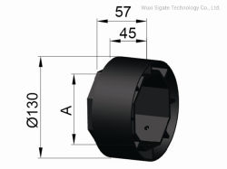 """ XL "" 접합기 반지 (10월 관 70) /Rolling 셔터"