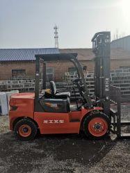 Heli Hangcha Zoomlion China Dalian Lonking Motor Diesel Gasolina GLP batería eléctrica 1t 1.5T 2t 2,5 t 3t 3.5T 4t 5t 10t a 46t Rought carretilla elevadora para la venta