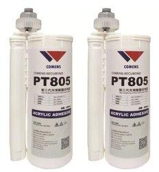 Methacrylate in twee delen metaal-Plakt Zelfklevende Comens Secubond PT805
