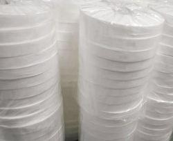 Spunlace nichtgewebte Gewebe-Baumwoll-und Viskose-Mischung