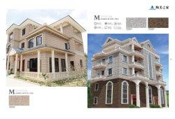 Externo rústica de cerâmica para parede Villa Material de Construção