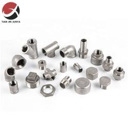스테인리스 스틸 맞춤형 투자 주조 기/전기/조명/벌크헤드/하드웨어/배관/유압/욕실/위생/가구/튜브/파이프 피팅 제조