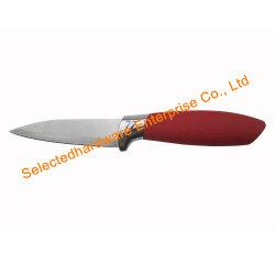 Lama di sbucciatura della frutta e della verdura della lama dell'acciaio inossidabile da 3.5 pollici