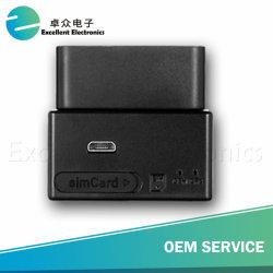 OBD II em tempo real o controle remoto de Veículo Mini Rastreador GPS OBD inteligente para carro