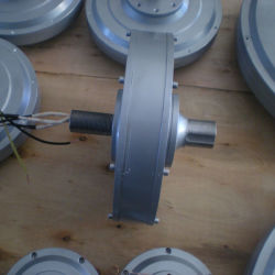 50W 12V de imán permanente Axial vertical del motor generador de turbina de viento