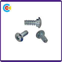 Acciaio al carbonio di GB/DIN/JIS/ANSI/fiore di acciaio inossidabile della prugna con la vite del tenone
