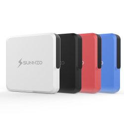 OEM Sunnzo Super Smart Media Player S9 Amlogic S905W 2Go de mémoire DDR3 16 Go Emmc TV Box Android 4K HD Set Top Box Ott