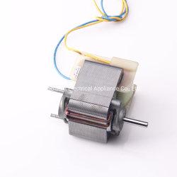 Motor da estrutura C pólo sombreada