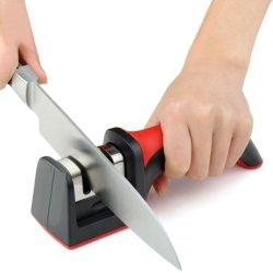 Lama di ceramica della macchina per affilare i coltelli del diamante di tungsteno del carburo professionale dell'acciaio che affila gli strumenti della cucina