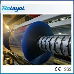 Alta precisión automático de la rebobinadora cortadora longitudinal de BOPP