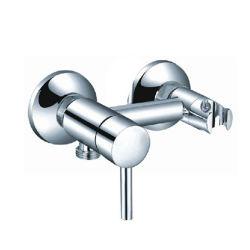 Grifo ducha grifo mezclador de grifo de baño con ducha de mano juego cabeza en la pared Bañera Ducha mezclador