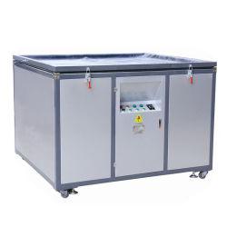 진공 스크린 인쇄를 위한 UV 노출 기계