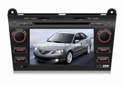 マツダ3 (TS7935)のためのGPS Bluetoothのタッチ画面車のDVDプレイヤー