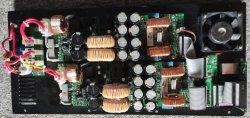 DSP-1300 modulo amplificatore doppio subwoofer 15/18 Power Audio 2CH 1300 W.