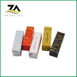 Hot Sale Custom cosmétique des boîtes de l'impression du logo de l'emballage pour le rouge à lèvres