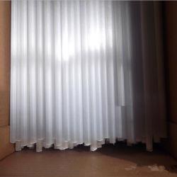 실리카에 의하여 융합되는 우유 백색 석영 유리관