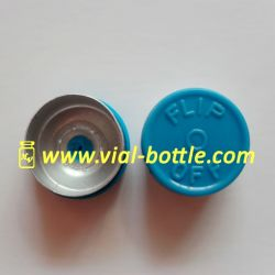 Vire a tampa do vaso de off para frasco de vidro de estanqueidade (HVFT030)