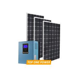 1kw d'économiser de l'énergie hors réseau système d'Énergie solaire Énergie solaire Produits pour l'utilisation des téléphones cellulaires de charge d'accueil