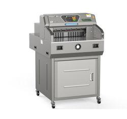 E4608T E4908T Le programme automatique de régime rapide de la guillotine électrique COUPE PAPIER M de coupe