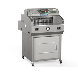 E4608t d4908t Programa Automático de Velocidade Rápida Guilhotina eléctrica máquina de corte do cortador de papel