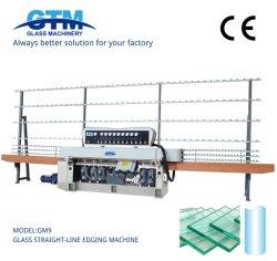 中国ガラスの直線エッジ研磨加工エッジ研磨機